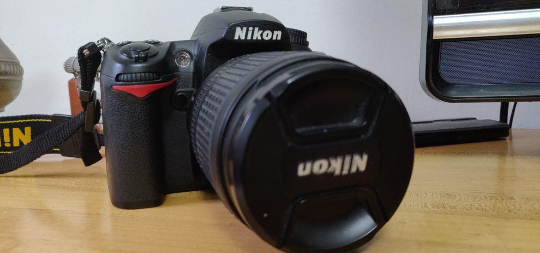 Got Nikon D7000 DSLR Camera as a Gift!