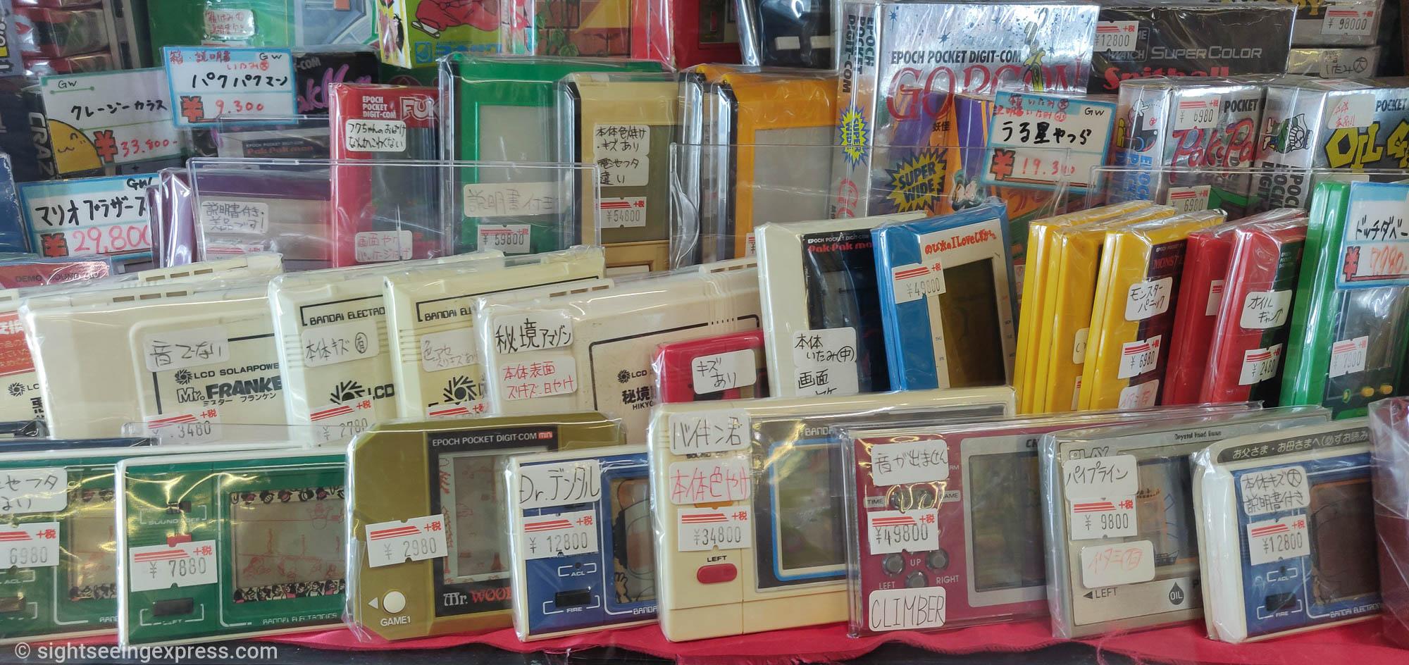 Super Potato Nipponbashi Osaka Retro Video Game Store