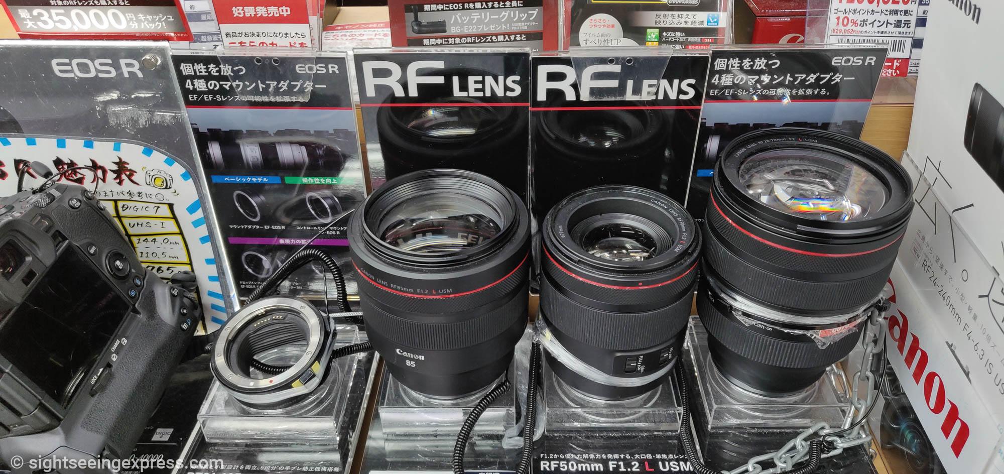 Yodobashi Camera Umeda - Amazing Photography Store in Osaka