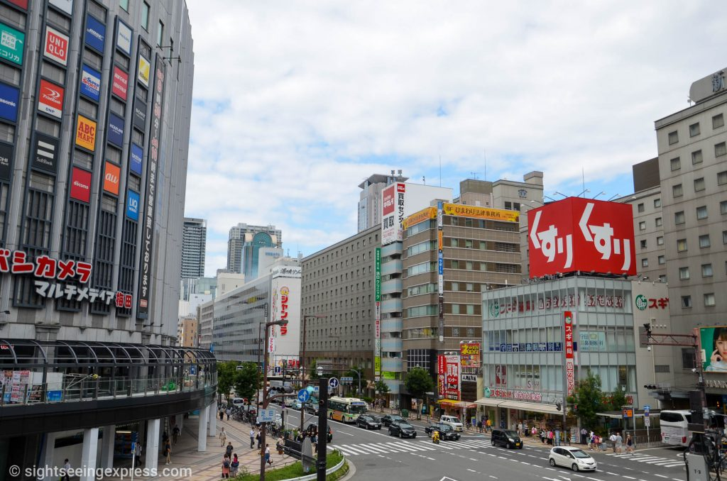 Yodobashi Camera Umeda